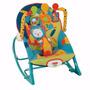Cadeira De Descanso E Balanço X7046 Até 18kg - Fisher Price