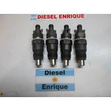 4 Inyectores Bosch Peugeot 504 Xd2 France Diesel-enrique