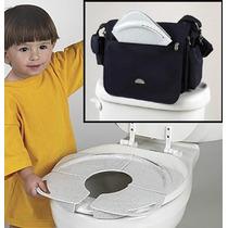 Protector De Baño Portatil Para Niños