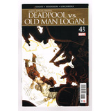 Deadpool Vs Old Man Logan # 4 - Televisa