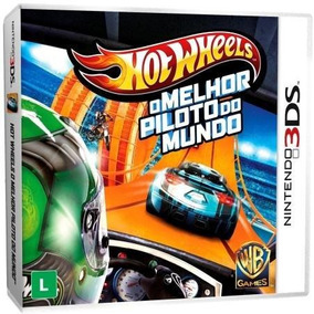 Hot Wheels - 3ds