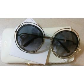Claro De Sol Chloe - Óculos De Sol no Mercado Livre Brasil 9234e9b1eb