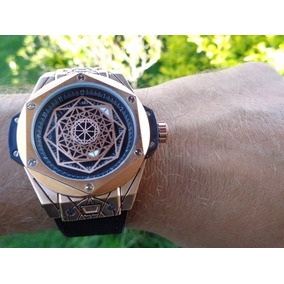 12064b9603ce2 Hublot Flamengo Replica De Relogios - Relógio Hublot Masculino em ...