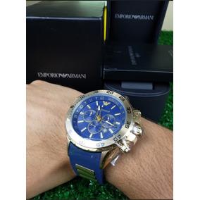 Relogio Emporio Armani Ar 5858 Pulso - Relógio Masculino no Mercado ... b4307fd25c