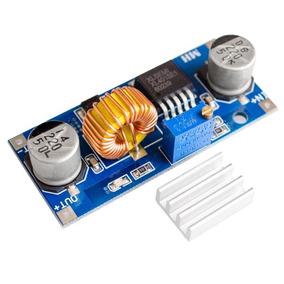 Regulador Tensão Fonte Dc 5a Step-down Painel Solar Xl4015