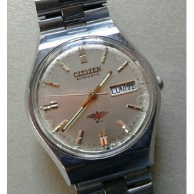 6bf1ab34e4f9 Reloj Hombre Automatico Romano - Relojes Antiguos de Pulsera ...