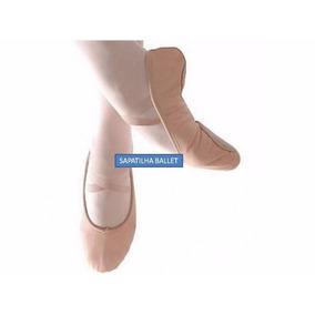 Sapatilha Ballet Bege