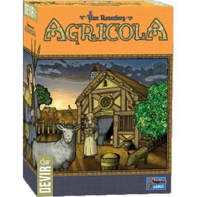 Board Game - Agricola