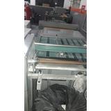 Máquina Verniz Total Automático