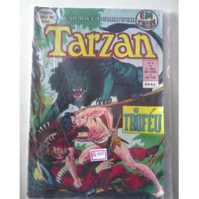 Tarzan- Clássico Da Editora Ebal