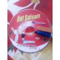 Dvd Bailar Hot Salsa Level 2 Advanced