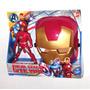 Iron Man Civil War Muñeco + Mascara - Fair Play Toys