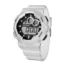 Relógio Mormaii Acqua Pro Digital Mojl008/8b - Branco