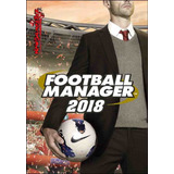 A A Football Manager 2018