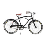 Bicicletra Aro 26 Retro Athor California Estilo Nirve +farol