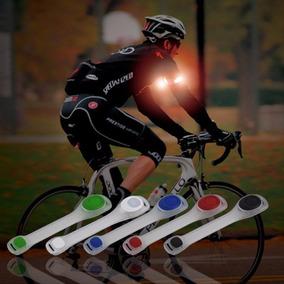1 Pz Brazalete Luz Led Moto Ciclismo Corredor 50 Lumenes