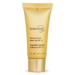 Maquillaje Máxima Cobertura Fps 15 Terramar 30g
