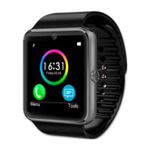 Reloj Smartwatch Gt08 Touch Android Samsung Iphone Sim Card