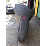 Funda Cubre Moto Honda Cb190 Con Bordado