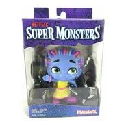 Super Monsters Playskool Netflix Zoe Walker Hasbro