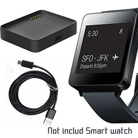Lg G Watch Cargador, Lg G Reloj (lg-w100) Cargador Cradle D
