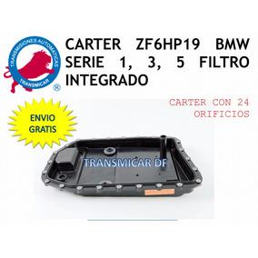 Carter Bmw Series 1, 3, 5 Zf6hp19 Filtro Integrado Plastico