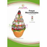 Fresas Marmoleadas - Arreglo Frutal - Ramo De Fruta