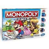 Monopoly Gamer Original Hasbro Nintendo En Español / Diverti