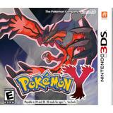 Juego Pokemon Y Para Nintendo 3ds Nuevo Original Fisico