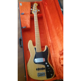 Baixo Fender Signature Marcus Miller 5 Cordas Americano