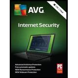 Licencia Avg Internet Security 1 Dispositivo 1 Año 2019