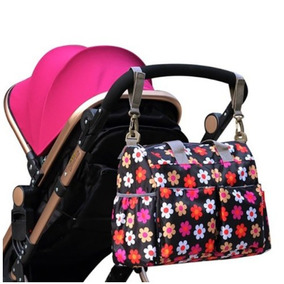 Bolsa Maternidade Impermeável Enxoval Bebê + Acessórios