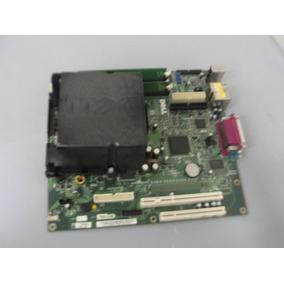 Placa Mãe Pc Foxconn Ls361 1mb Memória Pentium 4 2.90gz