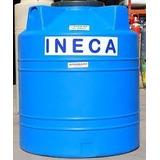 Cisterna De Agua Ineca 1500l Celeste (156cmx126cm) Plástico