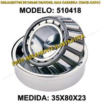 Rolamento Automotivo - Mod: 510418 Med: 35x80x23