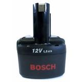 Bateria 12v / 1,5ah P/ Parafusadeira Gsr 12-2 Gsb 12-2 Bosch