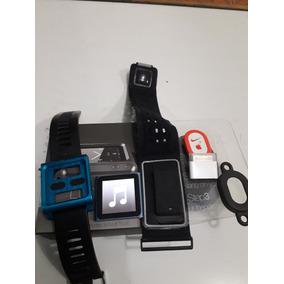 Ipod Nano 8 Gb + 2 Correas + Nike Shoe Pod