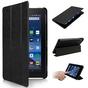 Estuche Para Amazon Tablet Kindle Fire 7 Pulg 5ta Gen, Piel