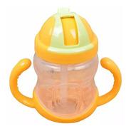 Copo Mamadeira Treinamento Infantil Bebê Canudo Não Derrama