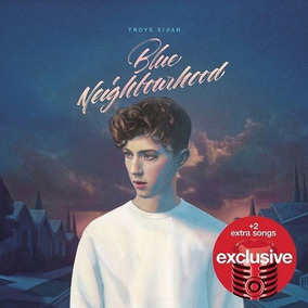 Blue Neighbourhood - Troye Sivan - Cd Nuevo