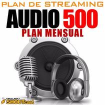 Plan Streaming Audio Economico - Monta Tu Radio Online