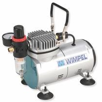 Compressor Wimpel Comp1 Compacto E Silencioso P/ Aerografia