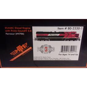 Treneso: Locomotora Diesel Es44ac Ferrosur Ho