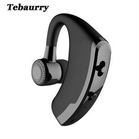 Auricular Bluetooth V9 + Escuchar Música + 6h Conversación