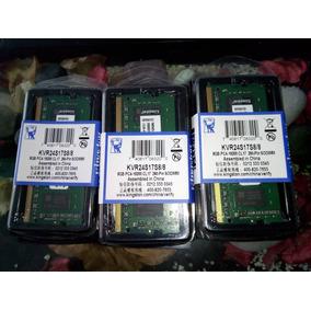 Memoria Kingston Ddr4 8gb 2400mhz Para Laptop Nuevas