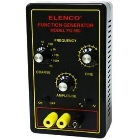 Elenco Fg Khz Generador De Funciones