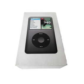 Ipod Classic 120 Gb Color Negro