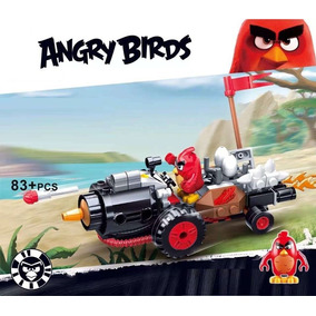 Angry Birds Movie - Red + Speed Car