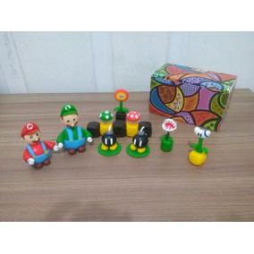 Boneco Super Mario