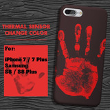 Case Termico Para Samsung S8/s8 Plus Y Iphone 7/7 Plus